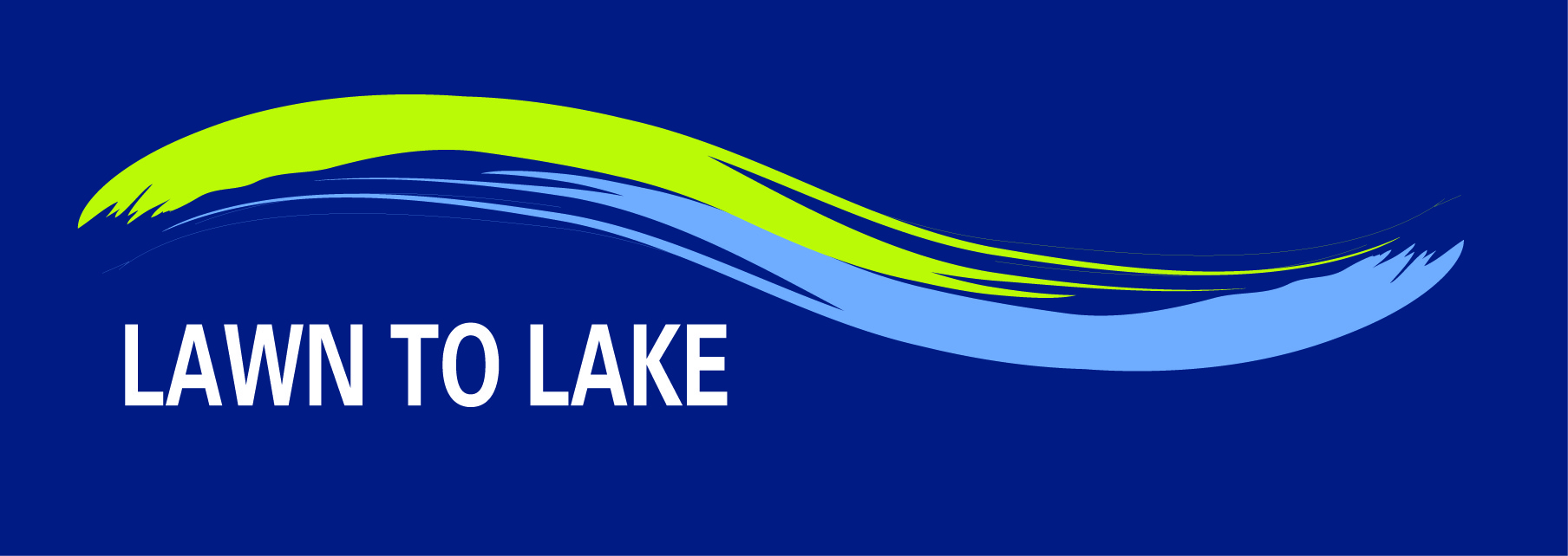 Lawn to Lake Logo